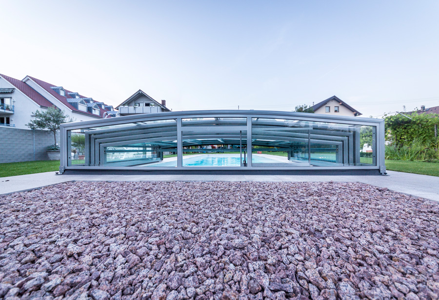 Herfurth Pool und Co - Überdachung